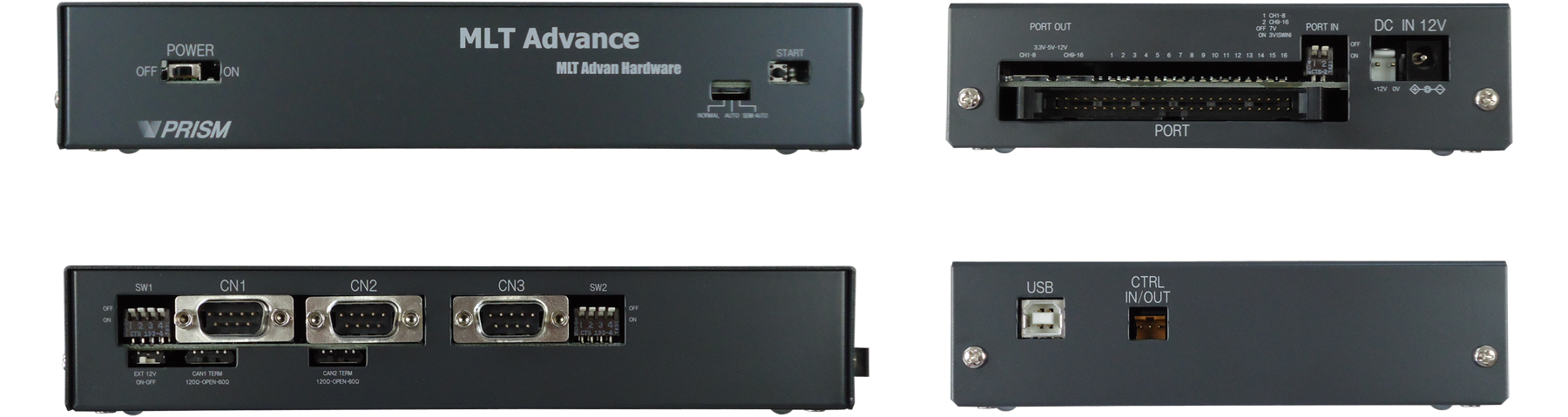 MLT Advan Hardware